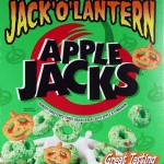 Jack'O'Lantern Apple Jacks