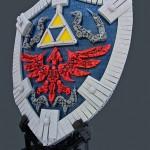 LEGO The Legend of Zelda Twilight Princess sheild by Bolt of Blue image 1