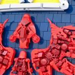 LEGO The Legend of Zelda Twilight Princess sheild by Bolt of Blue image 2