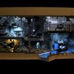 Lego Batcave 1