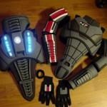 Mass Effect N7 armor Bioweapons image 1