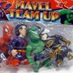 Mavel Team Up