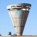 Midrand water tower