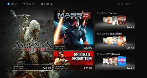 New PlayStation Store Oct 23 Image 1