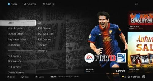New PlayStation Store Oct 23 Image 3