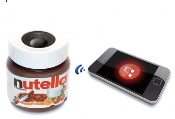 Nutella Speakers