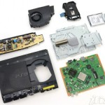 PS3 super slim iFixit teardown image 1
