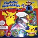 Pocket Monica Jump Jump Chess