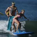Poseidon & Queen