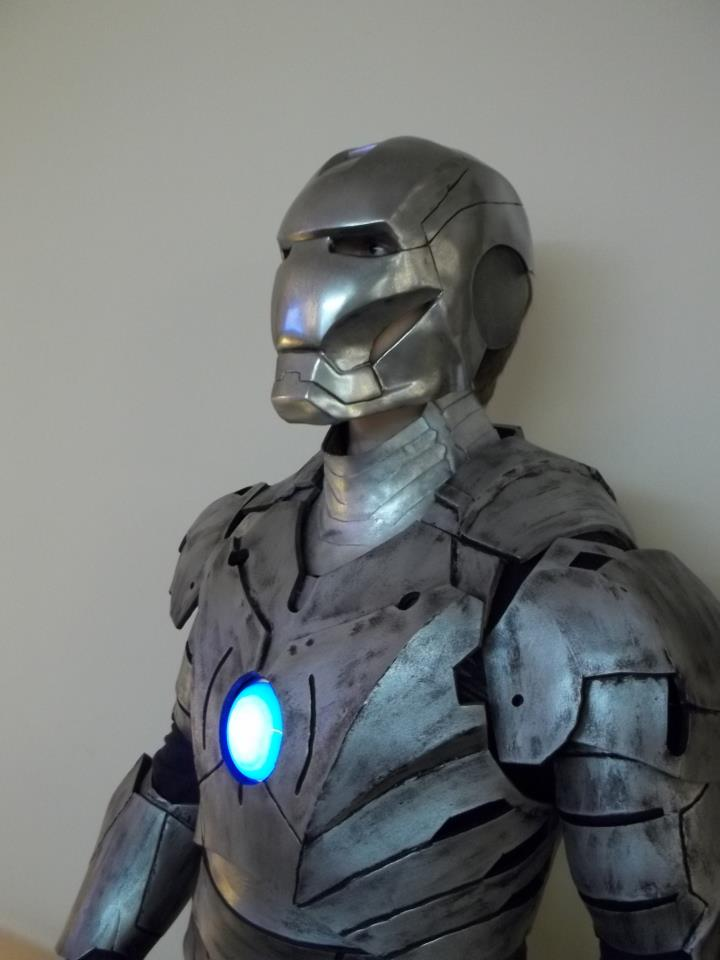 Realistic Iron Man Suit