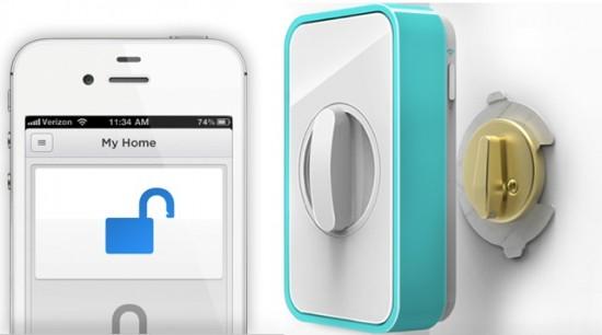 Genial Lockitron   Keyless Entry Using Your Phone