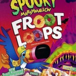 Spooky Marshmallow Froot Loops