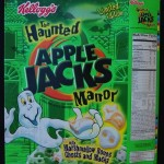 The Haunted Apple Jacks Manor