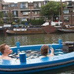 The 'Hot Tub' Boat