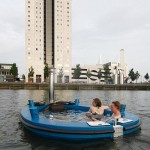 The 'Hot Tub' Boat 2