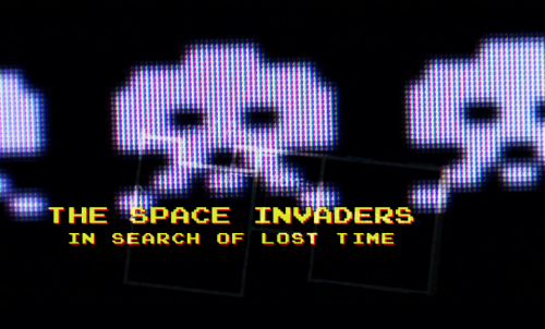 The Space Invaders film image