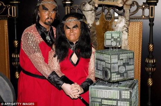 Uk Klingon Wedding