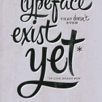 Use typeface that don't exist