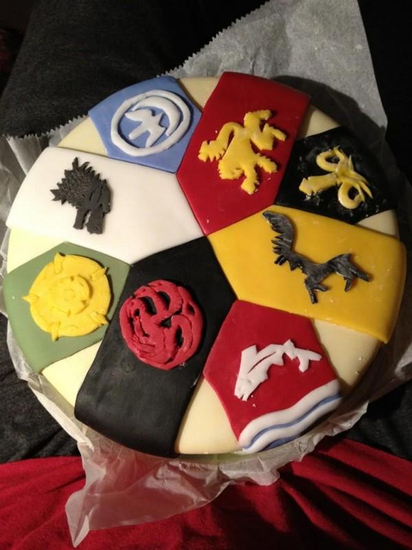 Westeros-Cake