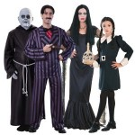 adams family costumes