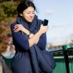 Like-A-Hug wearable social media vest, Cambridge, MA, America – 08 Oct 2012