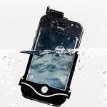 iPhone Underwater case Scuba Suit 1