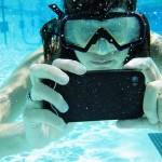 iPhone Underwater case Scuba Suit