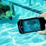 iPhone Underwater case Scuba Suit 2