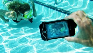iPhone Underwater case Scuba Suit 2