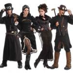 steam punk costumes