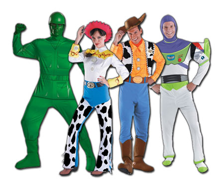 toy story costumes walyou