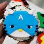 Hello Kitty Avengers Cupcakes (3)