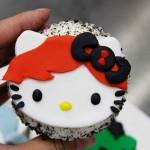Hello Kitty Avengers Cupcakes (1)