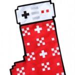 8-Bit Christmas Stocking From ThinkGeek image 1