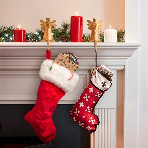 8-Bit Christmas Stocking From ThinkGeek image 2