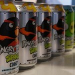Angry Birds Soft Drink 2