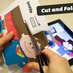 Foldify 3D Figurines iPad app 4