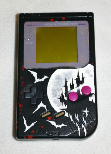 Game Boy Castlevania image 1