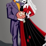 Harley & Joker Wedding