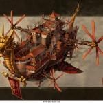 James-Ng-Steampunk Vessel