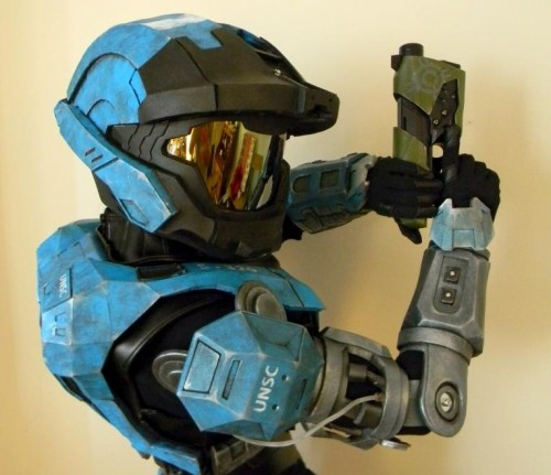 Kat Armor Build Halo Reach LilTyrant image 2