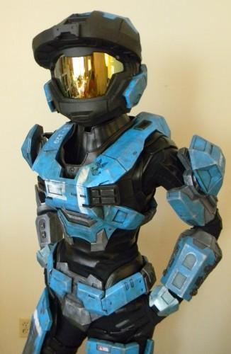 Kat Armor Build Halo Reach LilTyrant image 1