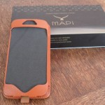 Leather iPhone 5 Cases from MapiCases