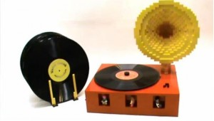 Lego LP PLayer