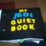 My Jedi Quiet Book
