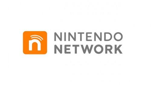 Nintendo Network logo image