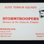Stormtroopers card