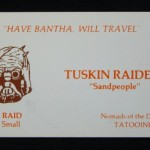 Turkin Card