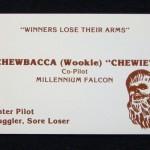 Wookie Card