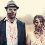 Zombies Bride & Groom